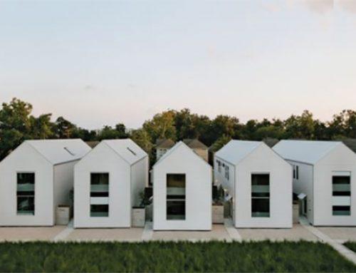 Architekturvisionen vom Dorf